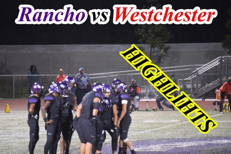 Rancho vs Westchester Football