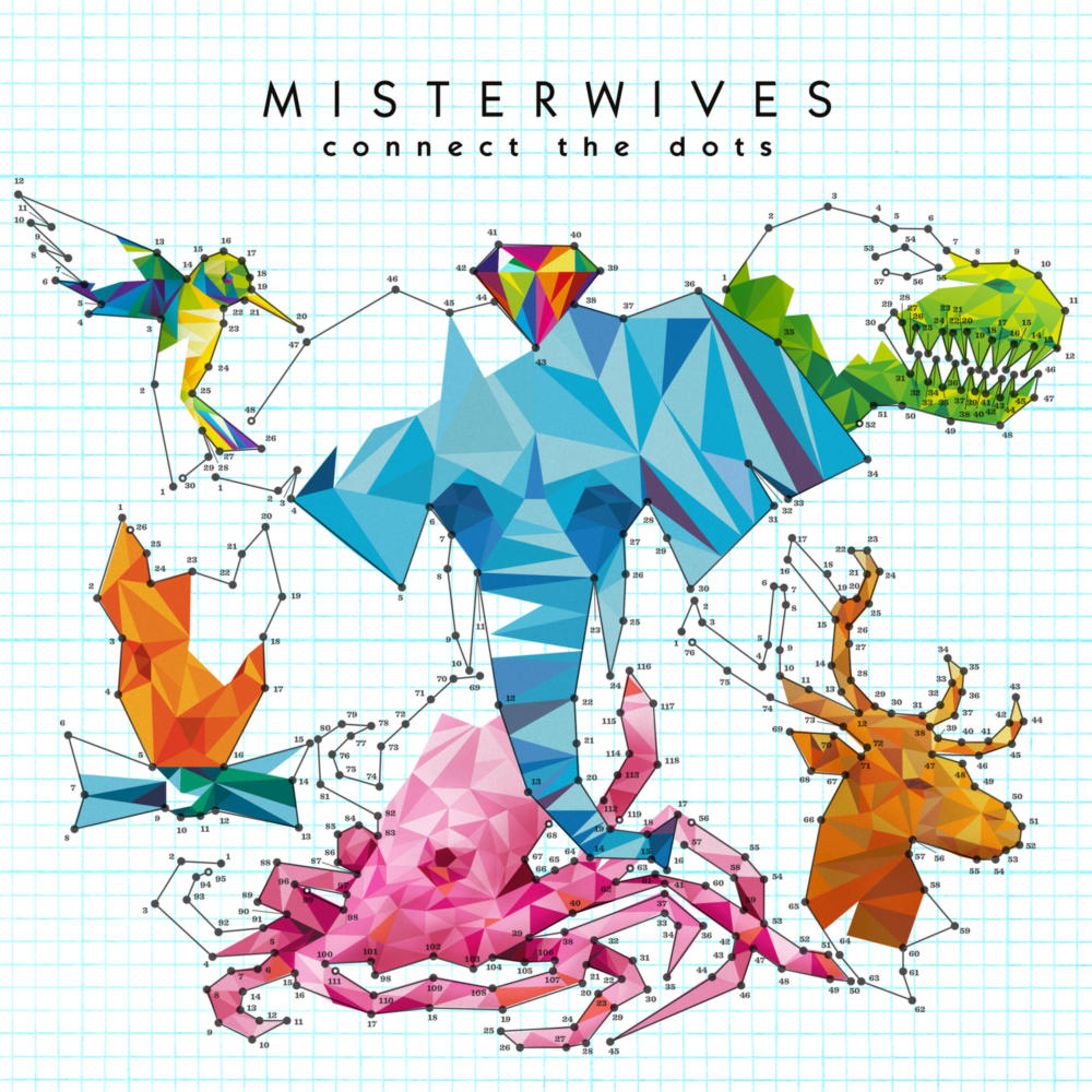 Picture by http://stitchedsound.com/album-review-misterwives-connect-the-dots/