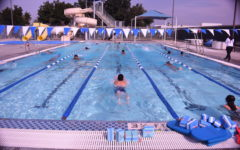 Swim spotlight