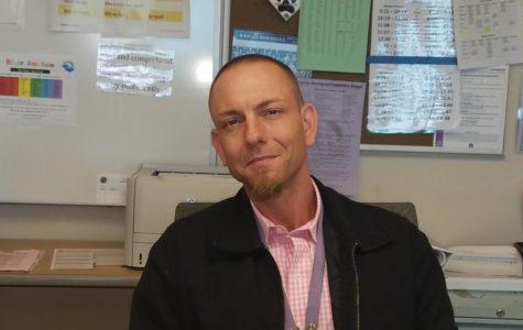 Teacher spotlight: Mr. Wu