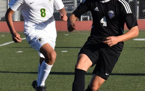 Boys Soccer 'Shoots Their Shot'