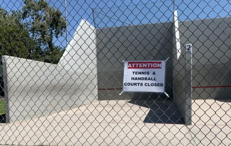 Even sports facilities are unavailable while California's stay-at-home orders remain in effect.