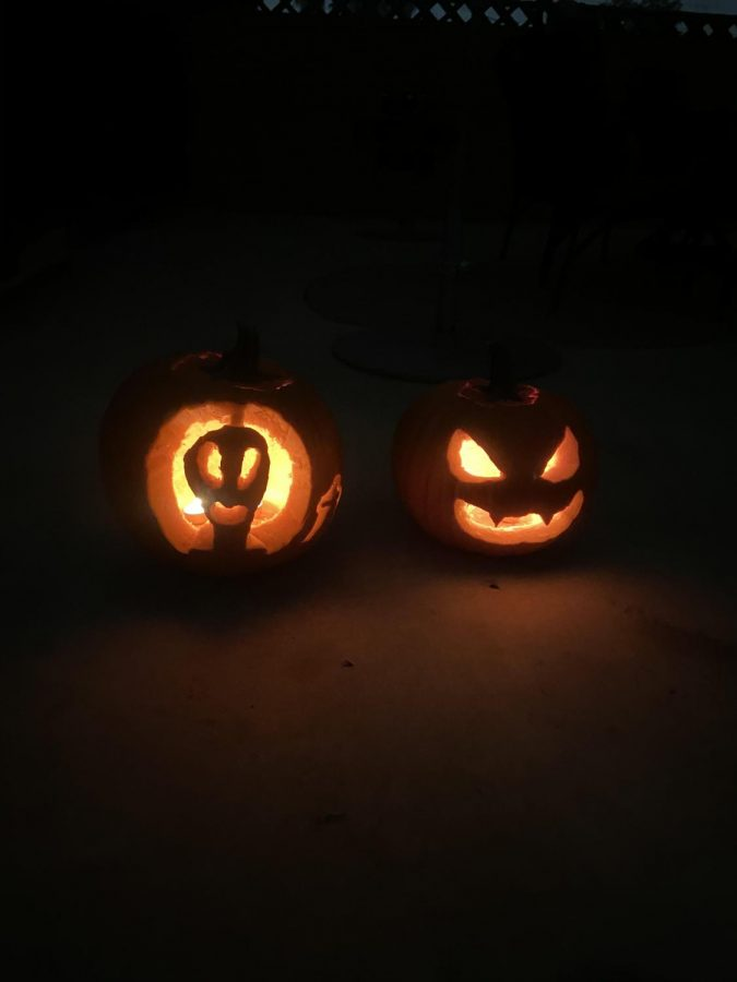Pumpkin+carving+is+a+classic+go-to+activity+that+is+fun+and+keeps+us+in+the+Halloween+Spirit.