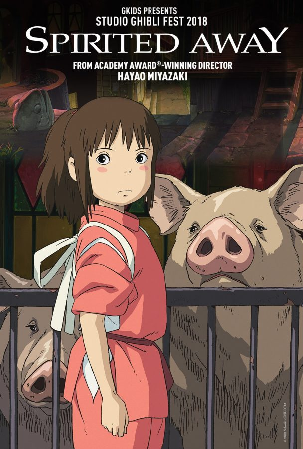 Travel to the World of Spirits with Spirited Away