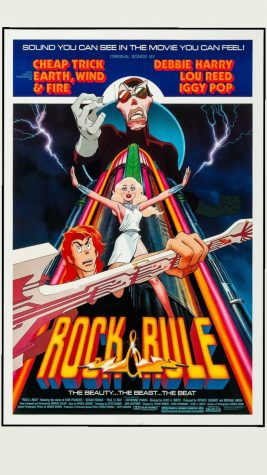 Rock And Rule: Movie Review